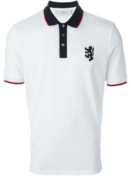 Pringle Of Scotland Contrast Collar Polo Shirt