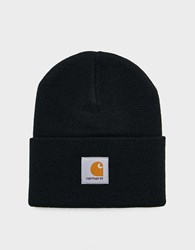Carhartt Watch Cap In Black