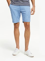 Ralph Lauren Polo Golf By Athletic Shorts New England Blue Chambray