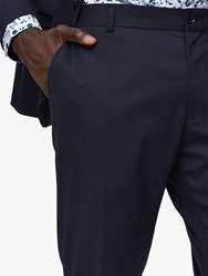 Selected Homme Slim Fit Suit Trousers Navy