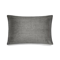 Calvin Klein Acacia Grey Textured Pillowcase 50X75cm