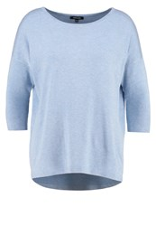 More And More Jumper Bright Blue