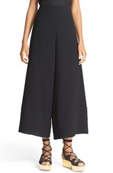 See By Chloe Women's Textured Jacquard Culottes