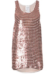 Ashish Sequined Tank Top