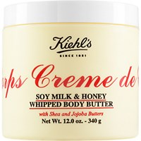 Kiehl's Since 1851 Women's Creme De Corps Soy Milk And Honey Whipped Body Butter No Color