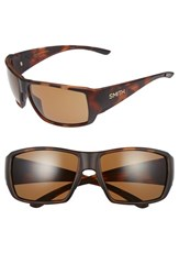 Smith Optics Men's 'Guide's Choice' 62Mm Polarized Sunglasses Matte Havana