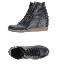 Cult High Tops And Trainers Black