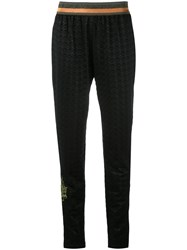 Mr And Mrs Italy Tapered Trousers Black