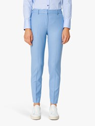Paul Smith Ps Classic Wool Trousers Pale Blue