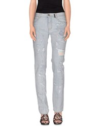 Frankie Morello Denim Denim Trousers Women