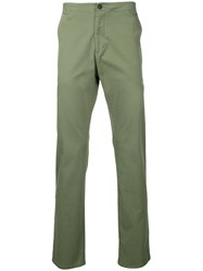 Bassike The Roller Trousers Green