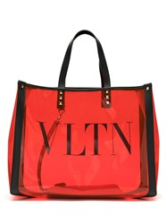 Valentino Tw2b0d21mce 42S Furs And Skins Leather Red