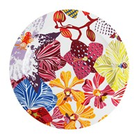 Missoni Home Flowers Round Platter