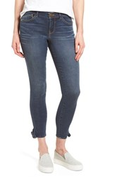 Wit And Wisdom Ab Solution Ankle Skinny Skimmer Jeans Bl Blue