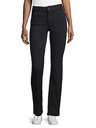 Not Your Daughter's Jeans Hayley Straight Leg Black