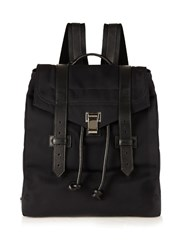 Proenza Schouler Ps1 Leather Trimmed Nylon Backpack