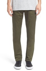 Naked And Famous Men's Denim Slim Fit Stretch Chinos