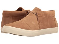Toms Emerson Mid Sneaker Toffee Suede Men's Shoes Brown