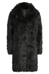 Marc Jacobs Alpaca Coat Black