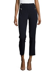 Calvin Klein Cropped Dress Pants Twilight