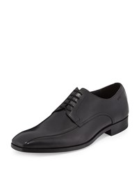 Hugo Boss Maxion Lace Up Oxford Black