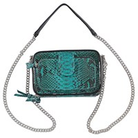 Vasilisa Mini Party Bag Turquoise