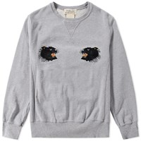 Remi Relief Souvenir Crew Sweat Grey