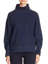 Ag Jeans Indigo Capsule Collection By Nona Sweatshirt