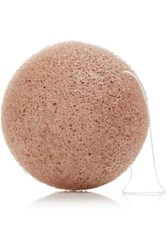 Not Just A Konjac Face Sponge Volcanic Clay Colorless