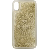 Kenzo Gold Tiger Iphone X Xs Case