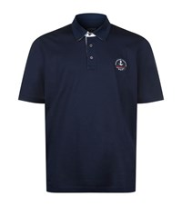 Paul And Shark Admiral Polo Shirt Male Midnight