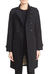 Burberry Women's London 'Sandringham' Long Slim Trench Coat