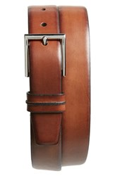 Men's Cole Haan Leather Belt British Tan
