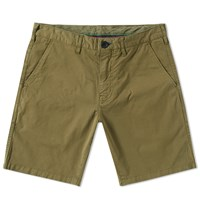 Paul Smith Standard Fit Chino Short Green