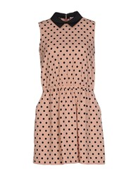 Valentino Dresses Short Dresses Women Light Pink