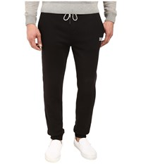 Rip Curl Malcolm Fleece Pants Black Men's Casual Pants