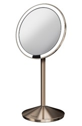 Simplehuman Mini Countertop Sensor Makeup Mirror