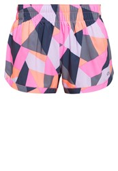 Gap Sports Shorts Pink Geo Rose