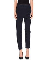 5Preview Trousers Casual Trousers Women Slate Blue