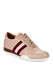 Bally Franciscaleather Sneakers Nude