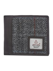 Howick Harris Tweed Wallet Grey