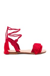 Mystique Sandal Red
