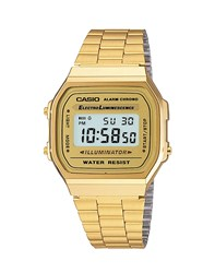 Casio Digital A168wg 9Ef Watch Gold