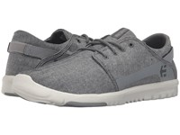Etnies Scout Grey Heather Men's Skate Shoes Gray