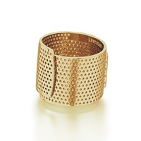 Openjart Gold Band Aid Ring