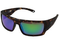 Spy Optic Rover Soft Matte Camo Tort Happy Bronze Polar W Green Spectra Fashion Sunglasses Multi
