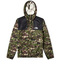 The North Face 1985 Seasonal Mountain Jacket Green