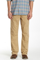 Jack Spade Campbell Military Chino Pant Beige