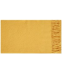 Our Legacy Casentino Scarf Yellow