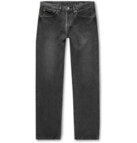Orslow 107 Slim Fit Denim Jeans Black